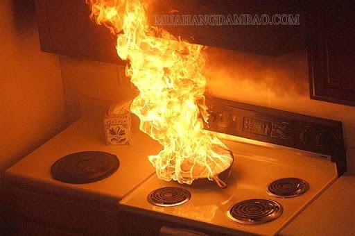 Dung môi hữu cơ rất dễ cháy