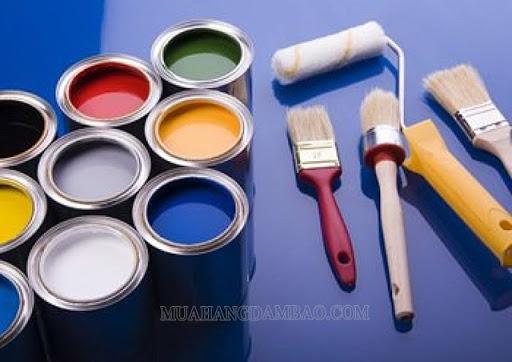 Ứng dụng của dung môi hữu cơ trong ngành sản xuất sơn