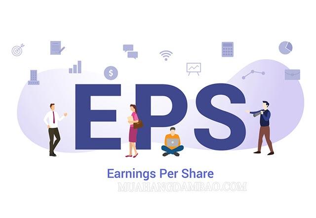EPS là thu nhập trên mỗi cổ phiếu