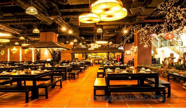 Người mệnh Mộc hợp với kinh doanh nhà hàng, quán ăn