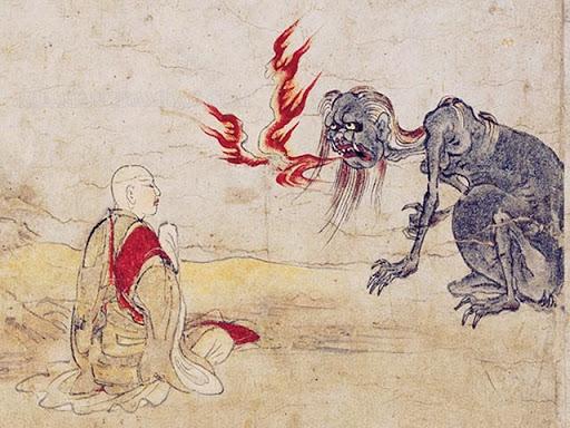 Truyền thuyết về tục cúng cô hồn tháng 7