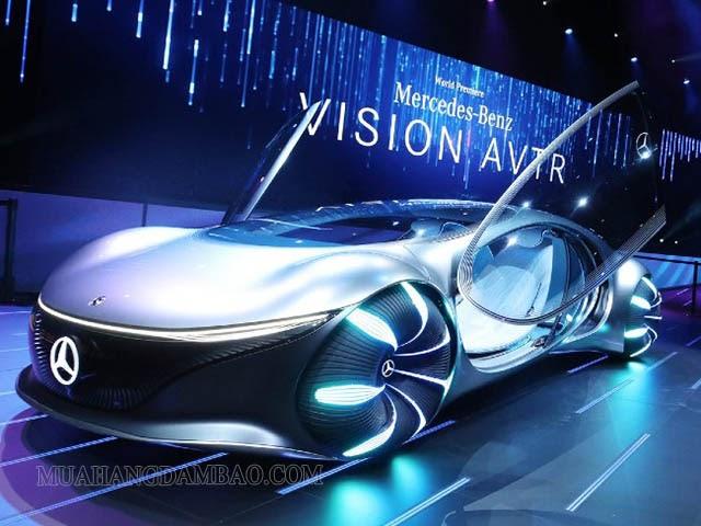 Concept độc đáo của hãng xe sang Mercedes-Benz