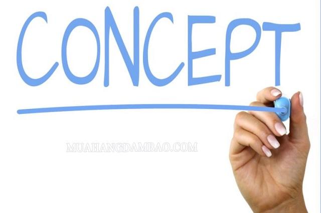 Khái niệm Concept là gì?