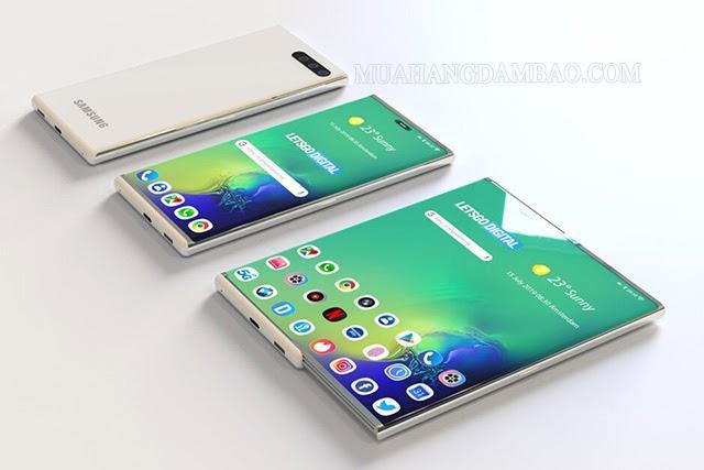 Concept trong thiết kế điện thoại của Samsung