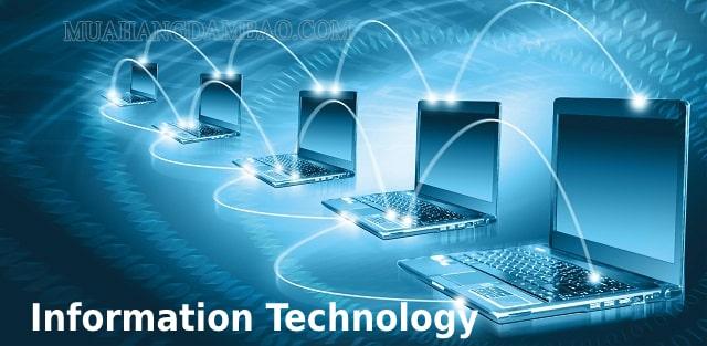 IT là viết tắt của Information Technology