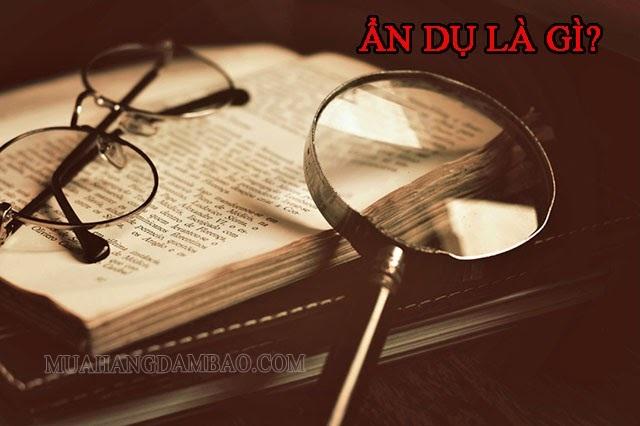 Ẩn dụ thường được sử dụng trong văn chương