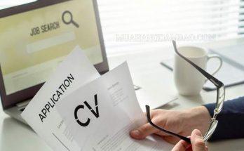 Tránh trình bày CV dài dòng, lan man