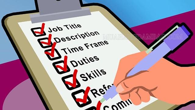 JD cần đảm bảo đầy đủ nội dung cần thiết về công việc
