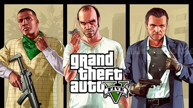 GTA 5 phiên bản mới nhất của game Cướp đường phố