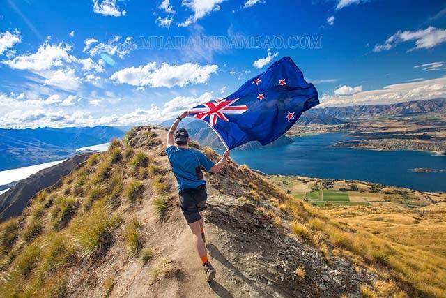 Người New Zealand nói tiếng Anh là chủ yếu