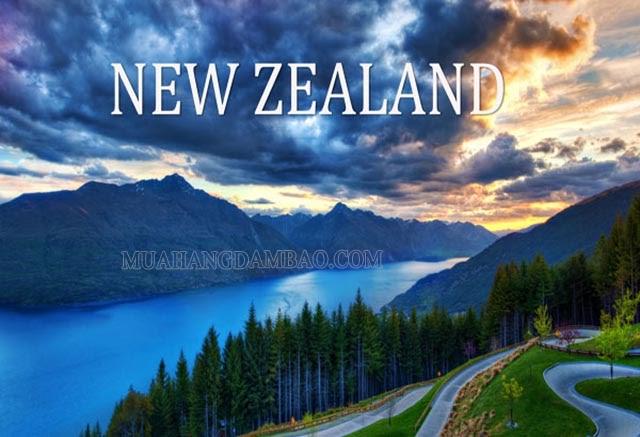New Zealand có sự giao thoa giữa châu Á và châu Âu