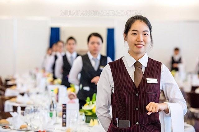 SOP được ứng dụng phổ biến trong nhà hàng - khách sạn