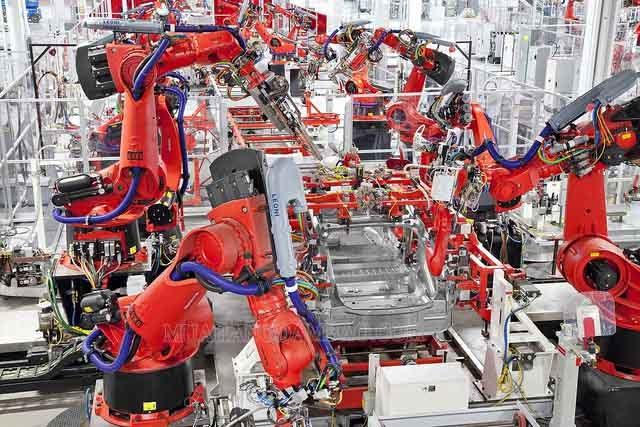 SOP đóng vai trò quan trọng trong lĩnh vực sản xuất
