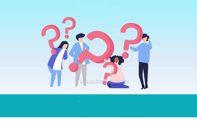 Cần dùng câu nghi vấn sao cho đúng và hợp lý