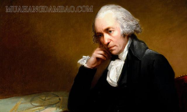 James Watt - người đầu tiên đưa ra khái niệm về mã lực