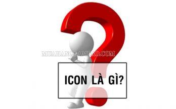 Icon nghĩa là gì?